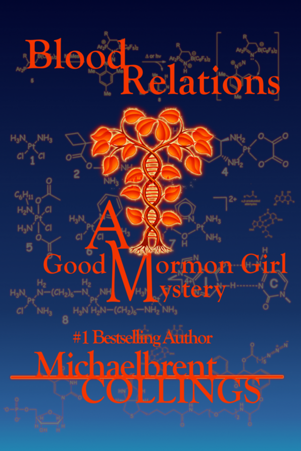 Blood Relations: A Good Mormon Girl Mystery